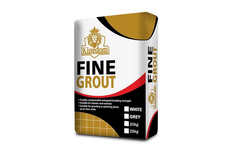 Kingdom Fine Grout