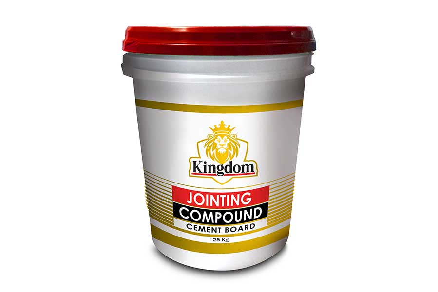 Kingdom Jointing Compound (Cement Board)